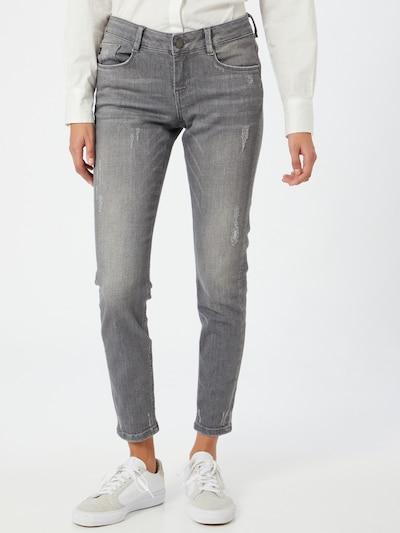 Goldgarn Jeans 'Jungbusch' in grey denim, Modelansicht