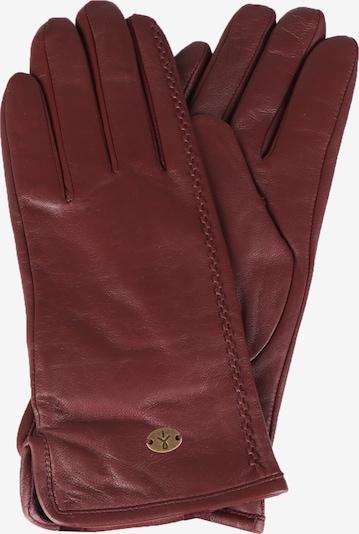 EMU AUSTRALIA Handschuh in braun / cognac / bordeaux, Produktansicht
