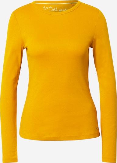 s.Oliver Shirt in honig, Produktansicht