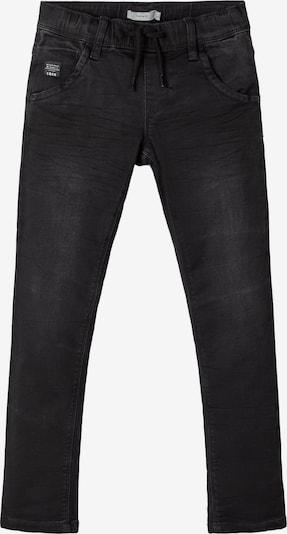 NAME IT Jeans 'Robin' in black denim, Produktansicht