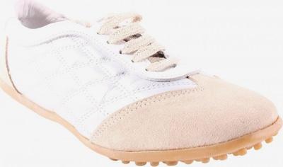 Uta Raasch Schnürschuhe in 35 in creme / silber, Produktansicht