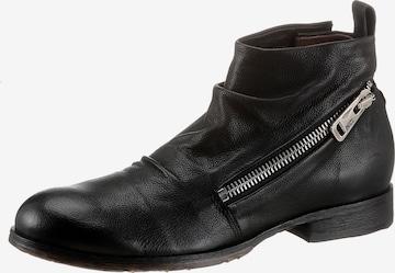 A.S.98 Stiefel in Schwarz