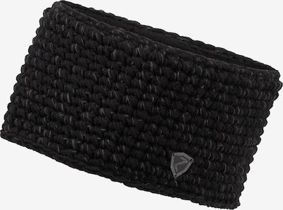 ZIENER Stirnband 'IHAB' in schwarz, Produktansicht