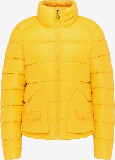 MYMO Jacke in gelb, Produktansicht