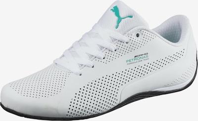 PUMA Sneaker in türkis / weiß, Produktansicht