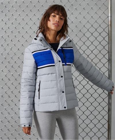 Superdry Winterjas in de kleur Gemengde kleuren: Vooraanzicht