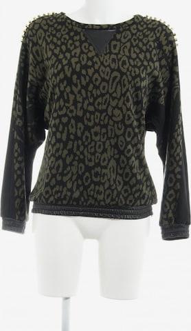 8pm Sweatshirt & Zip-Up Hoodie in S in Black