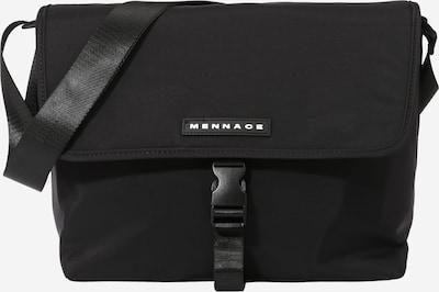 Mennace Чанта за през рамо тип преметка в черно, Преглед на продукта