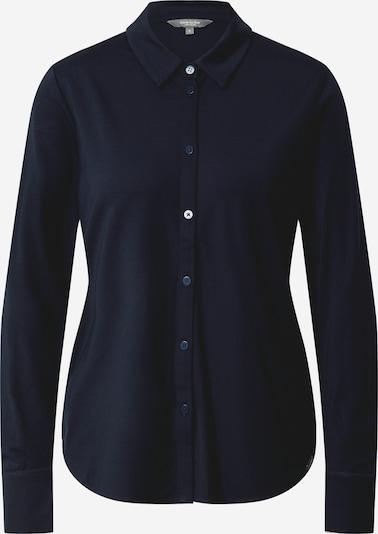 MINE TO FIVE Bluse in dunkelblau, Produktansicht