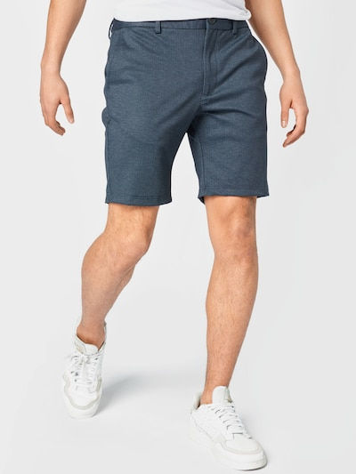 JACK & JONES Shorts 'PHIL' in blau, Modelansicht
