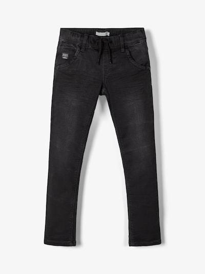 NAME IT Jeans 'Robin' in de kleur Black denim: Vooraanzicht