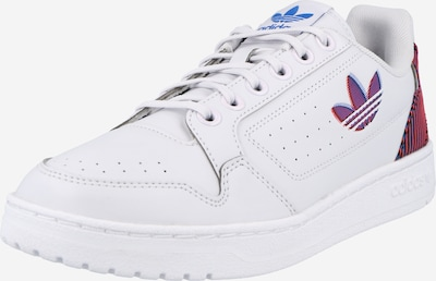 ADIDAS ORIGINALS Nízke tenisky 'NY 90' - modrá / sivá / červená / čierna / biela, Produkt