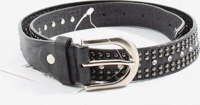 Best Emilie Lederimitatgürtel in XS-XL in schwarz, Produktansicht