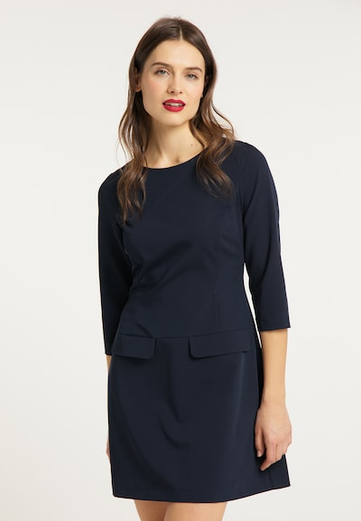 usha BLACK LABEL Kleid in blau, Modelansicht