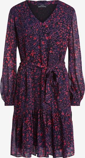 SET Kleid in blau / mischfarben, Produktansicht