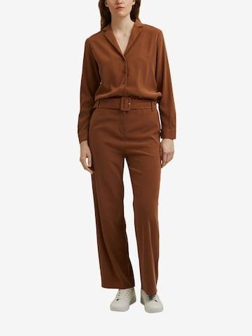 Esprit Collection Jumpsuit in Bruin