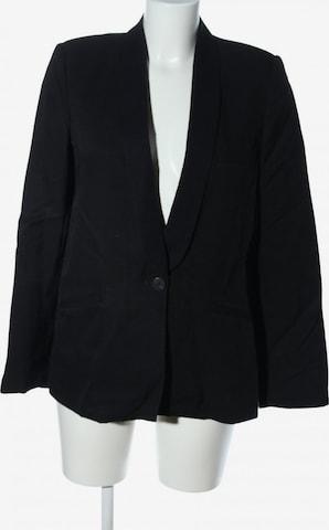 MANGO Blazer in S in Black