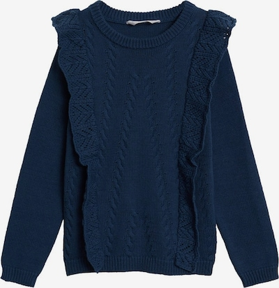 MANGO KIDS Pullover karen in kobaltblau, Produktansicht