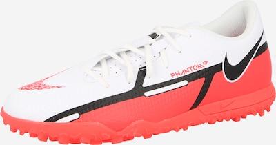 NIKE Voetbalschoen 'Phantom GT2 Club TF' in de kleur Koraal / Zwart / Wit, Productweergave