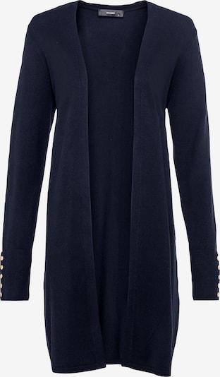 HALLHUBER Long-Cardigan in blau, Produktansicht