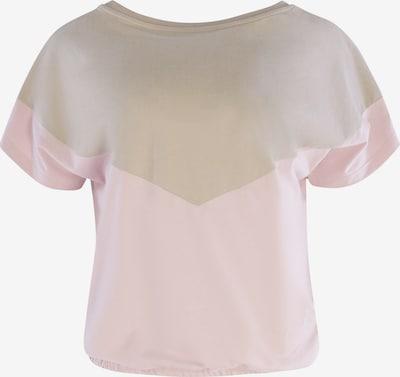 mazine T-Shirt ' Mina ' in hellbraun / rosa, Produktansicht