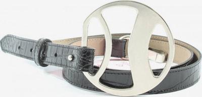 Pfeffinger Ledergürtel in XS-XL in schwarz, Produktansicht