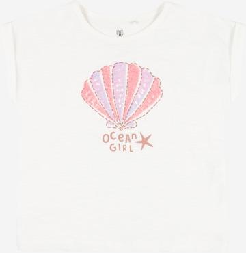 BASEFIELD T-Shirt in Weiß