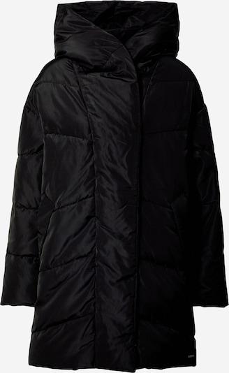 RINO & PELLE Manteau mi-saison en noir, Vue avec produit