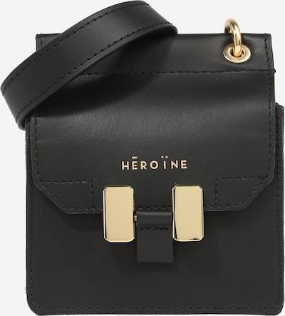 Maison Hēroïne Torba preko ramena 'Marlene' u crna, Pregled proizvoda