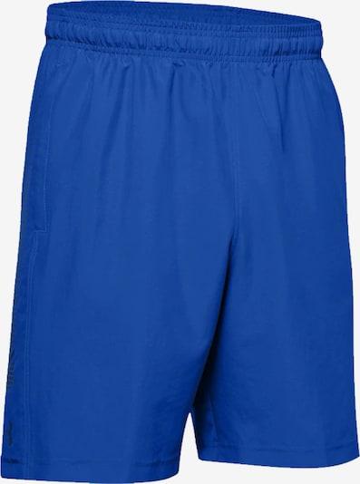 UNDER ARMOUR Shorts in blau, Produktansicht