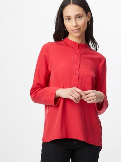 Superdry Bluse in rot, Modelansicht