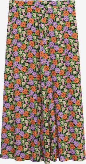 MANGO Skirt 'Bombay' in Green / Purple / Orange / Black, Item view