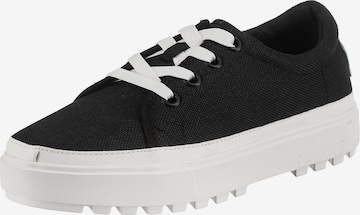 TOMS Sneaker ' Lace Up Lug ' in Schwarz