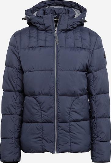 TOM TAILOR Winterjas in de kleur Donkerblauw, Productweergave
