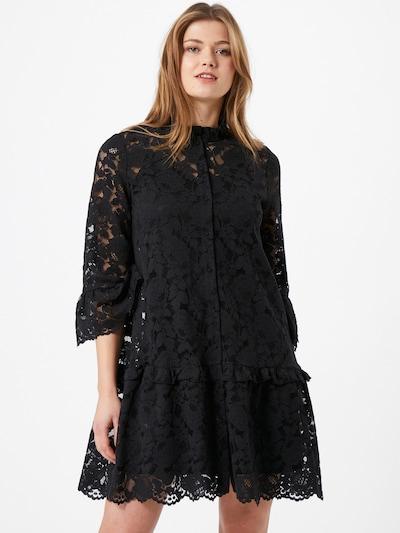 VERO MODA Košilové šaty 'Aurelia' - černá, Model/ka
