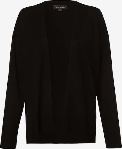 Franco Callegari Strickjacke in schwarz, Produktansicht