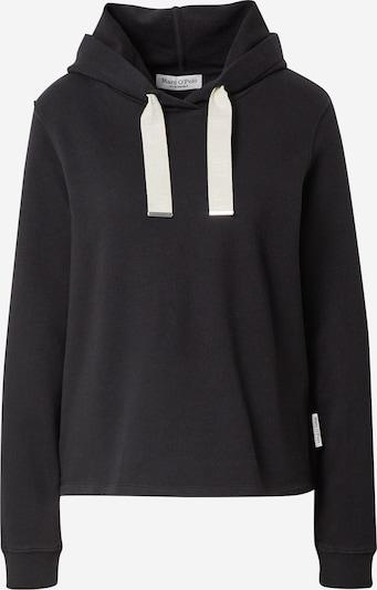 Marc O'Polo Sweatshirt in schwarz / weiß, Produktansicht
