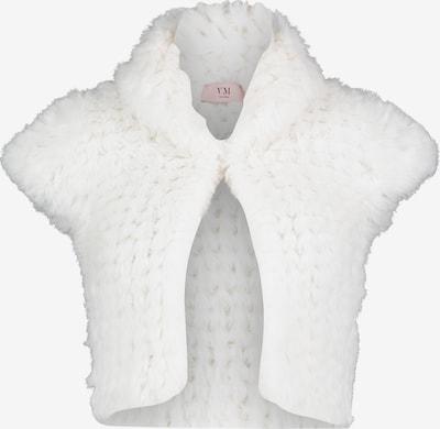 Vera Mont Bolero-Jacke kurzarm in weiß, Produktansicht