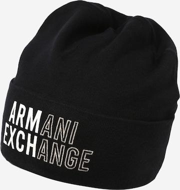 ARMANI EXCHANGE Müts, värv must