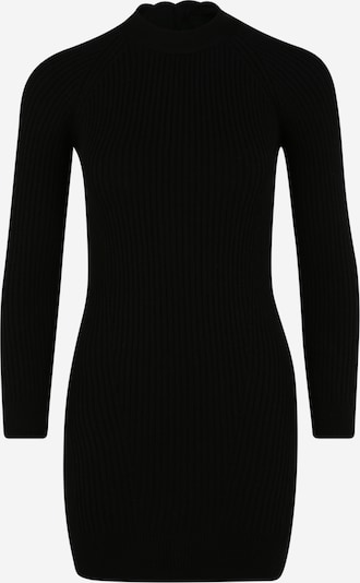 Miss Selfridge (Petite) Knit dress in black, Item view