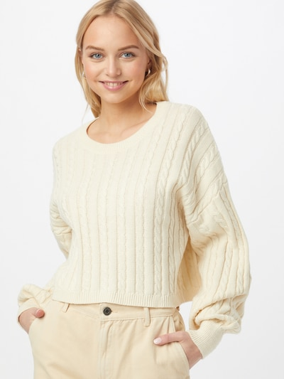 Cotton On Neulepaita värissä kerma, Mallinäkymä