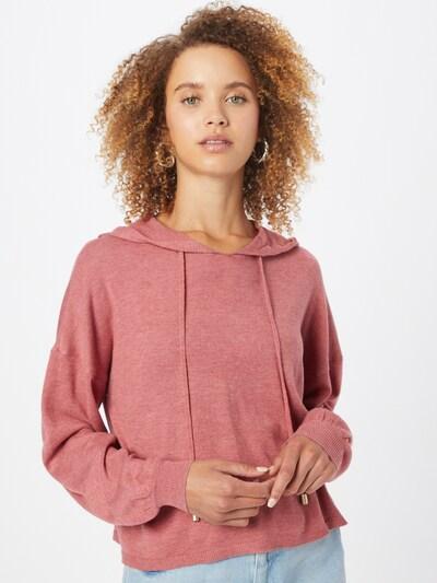 ONLY Pullover 'ALONA' in hellrot, Modelansicht