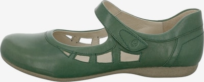 JOSEF SEIBEL Ballerina 'Fiona' in grün, Produktansicht