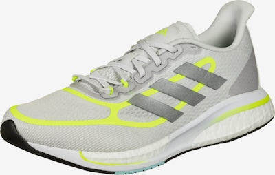 ADIDAS PERFORMANCE Running shoe 'Supernova' in neon yellow / light grey / grey mottled, Item view