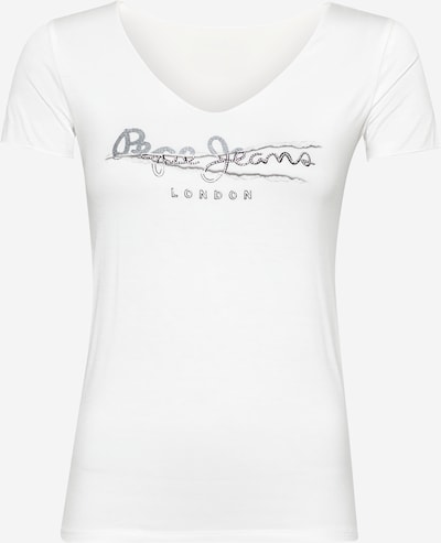 Pepe Jeans Shirt in creme, Produktansicht