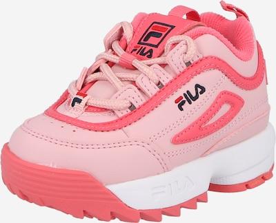 FILA Baskets 'Disruptor' en corail / pitaya, Vue avec produit
