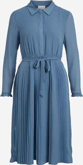 Rochie tip bluză 'BLOSSOMS' VILA pe albastru fumuriu, Vizualizare produs
