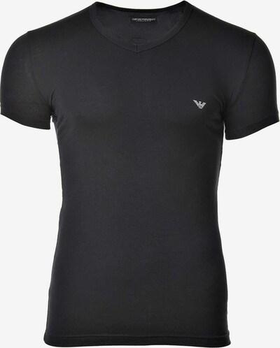 Emporio Armani Shirt in de kleur Zwart / Wit, Productweergave
