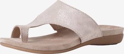 JANA Pantolette in beige, Produktansicht