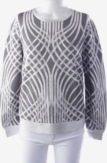 Hervé Léger Pullover in XS in grau / hellgrau, Produktansicht